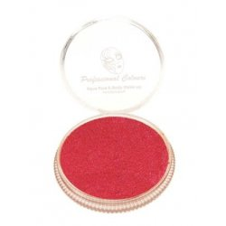 Professional Colours Pearl Light Red