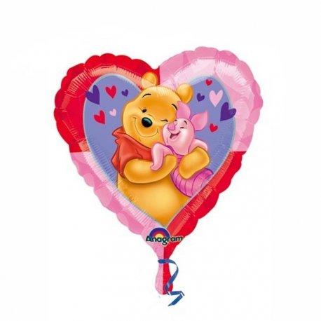 Folie Ballon Big Pooh Hug