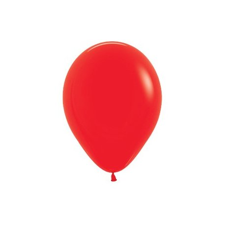 Latex Ballon Red 015