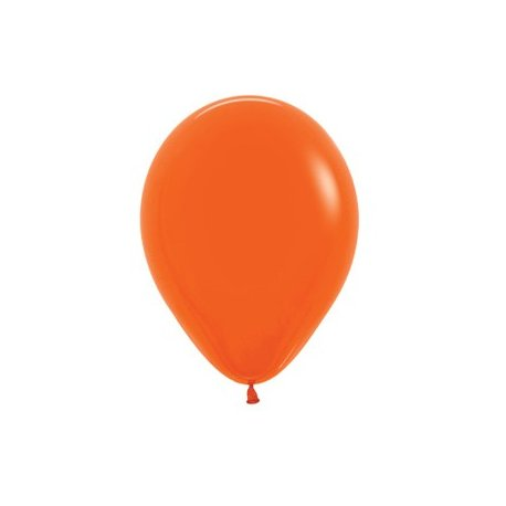 Latex Ballon Orange 061