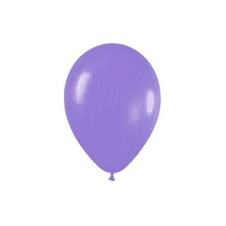5 inch Latex Ballon Solid Lilac 050