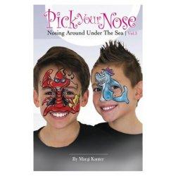 Schminkboek Pick Your Nose 3