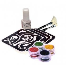 Glitter Tattoo Funset Bold