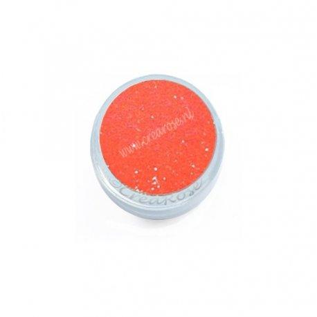 Glitter Neon UV Orange 302