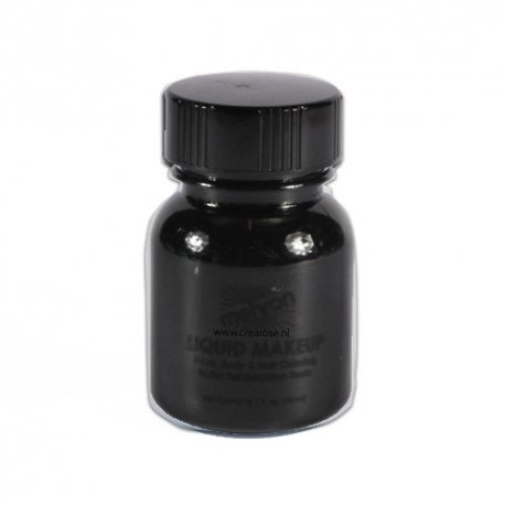 Mehron Liquid Make-up Black