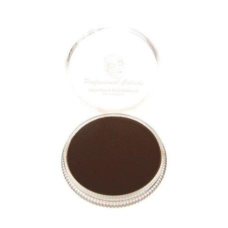 Professional Colours Dark Brown 30 gram PXP
