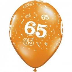 Ballon met 65