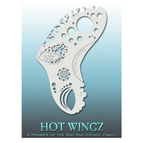 Hot Wingz Sjabloon 8001