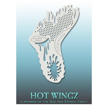 Hot Wingz Sjabloon 8004