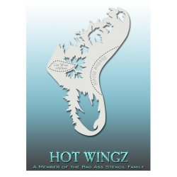 Hot Wingz Sjabloon 8005