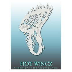 Hot Wingz Sjabloon 8007