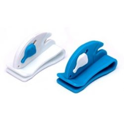 Balloon Cutter Wit / Blauw
