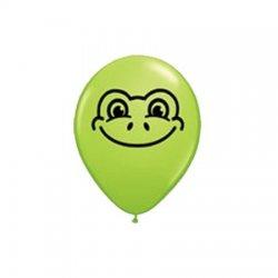 Frog Face Ballon