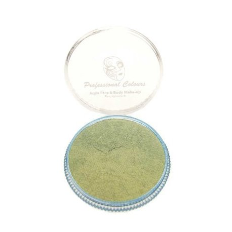 Professional Colours Pearl Antique Green