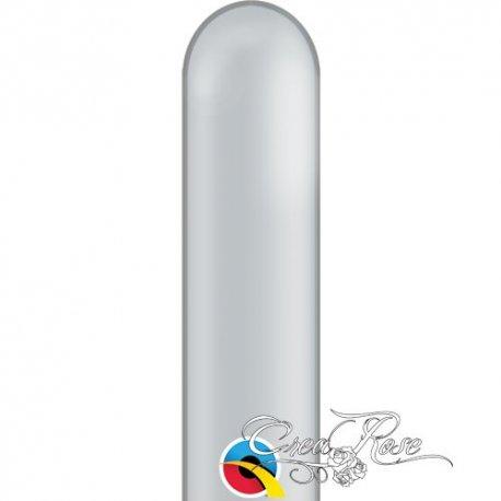 Qualatex 260Q Silver Modelleerballon