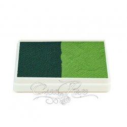 Splitcake Green, Light Green schmink voor one stroke