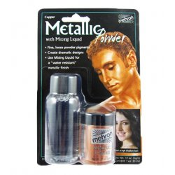 Mehron Metallic Powder Copper