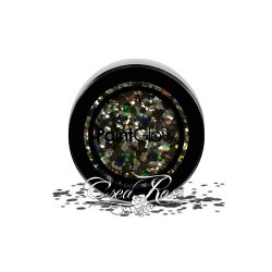 PaintGlow Chunky Glitter Black Enchantress