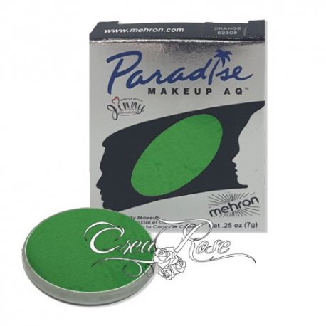 Mehron Paradise Makeup Refill Amazon Green