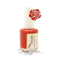 Ybody Colorini Tattoolak Red/Orange