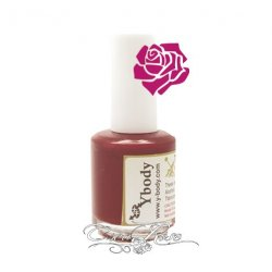 Ybody Colorini Tattoo lak Burgundy