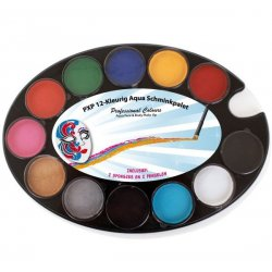 Professional Colours 12 Kleuren Palet