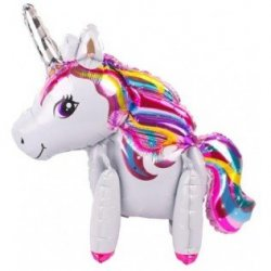 Mini Unicorn (Zelf vullen) Wit