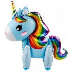 Mini Unicorn (Zelf vullen) Blauw
