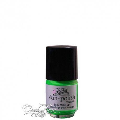 LaDot Skin Polish Neon Green