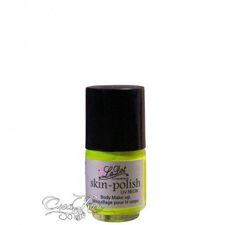 LaDot Skin Polish UV Neon Yellow