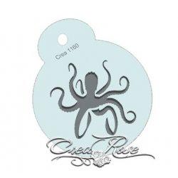 Schmink Sjabloon M Octopus CREA1160