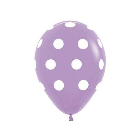 Latex Ballon Fashion Solid Lilac 050