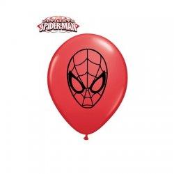 Qualatex Ballon Spiderman Face