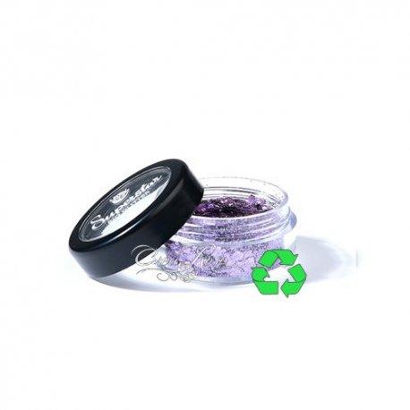 Superstar Bio Glitter Chunky Mix Violet