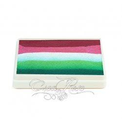 Splitcake Red, Pink,White, Light Green, Green 8713647439318