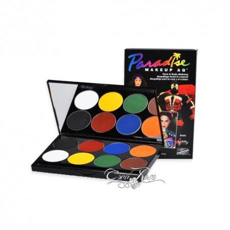 Mehron Paradise Makeup Basis Schmink Palet