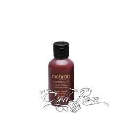 Mehron Squirt Blood Bright Arterial 60ml
