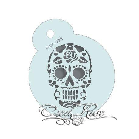 Schmink Sjabloon M Sugar Skull CREA1225