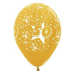 Ballon met 50