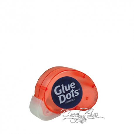 Glue Dots Dispenser 200 stuks