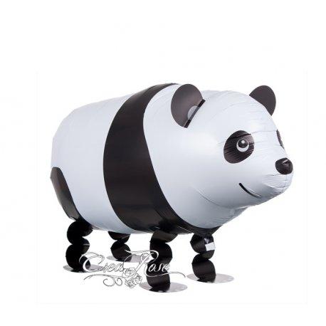 Wandelende Ballon Pandabeer