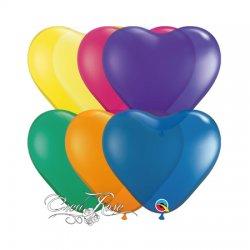 Qualatex Jewel Heart Assortiment