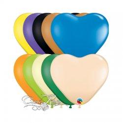 Qualatex Opaque Heart Assortiment
