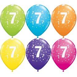 Ballon met 7