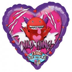 sing-a-tune-zingende-ballon-wild-thing-love