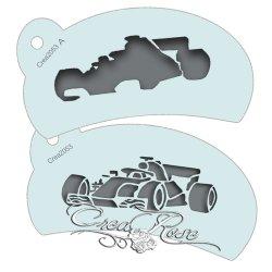 Schmink Sjabloon L Formule 1 CREA2053 & A