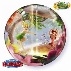 22 Inch / 56 cm Disney Tinkerbell Bubble
