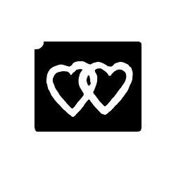 Heart rings 373H